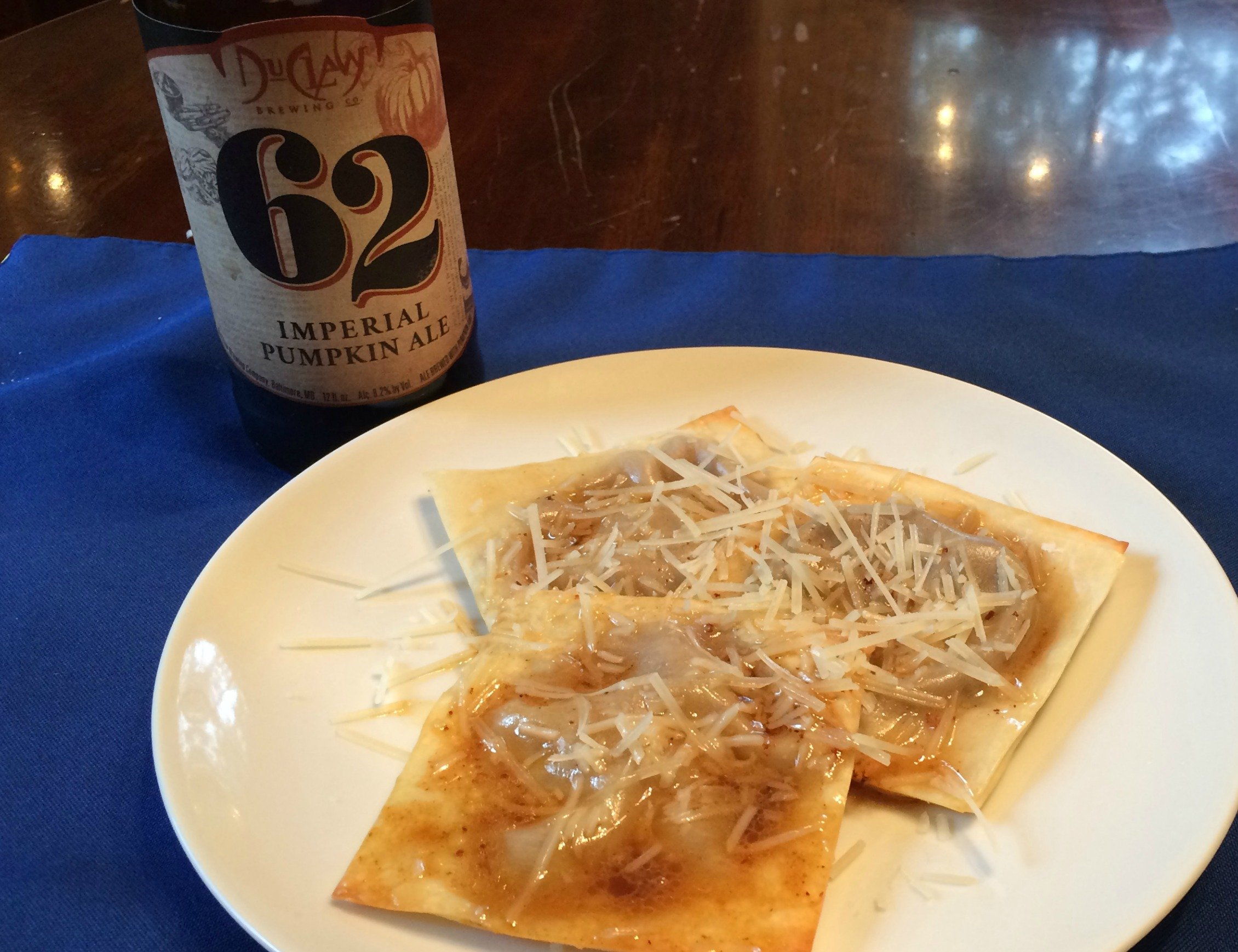 duclaw-62-imperial-pumpkin-ale-and-ravioli