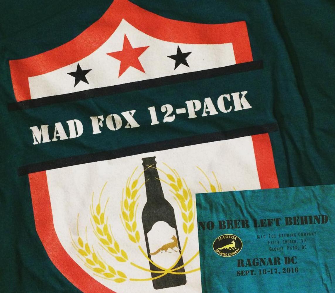 Ragnar DC Mad Fox 12 Pack