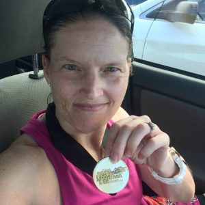 Lifetime Half #62, State #33: Woodbury Country Mile (MN)