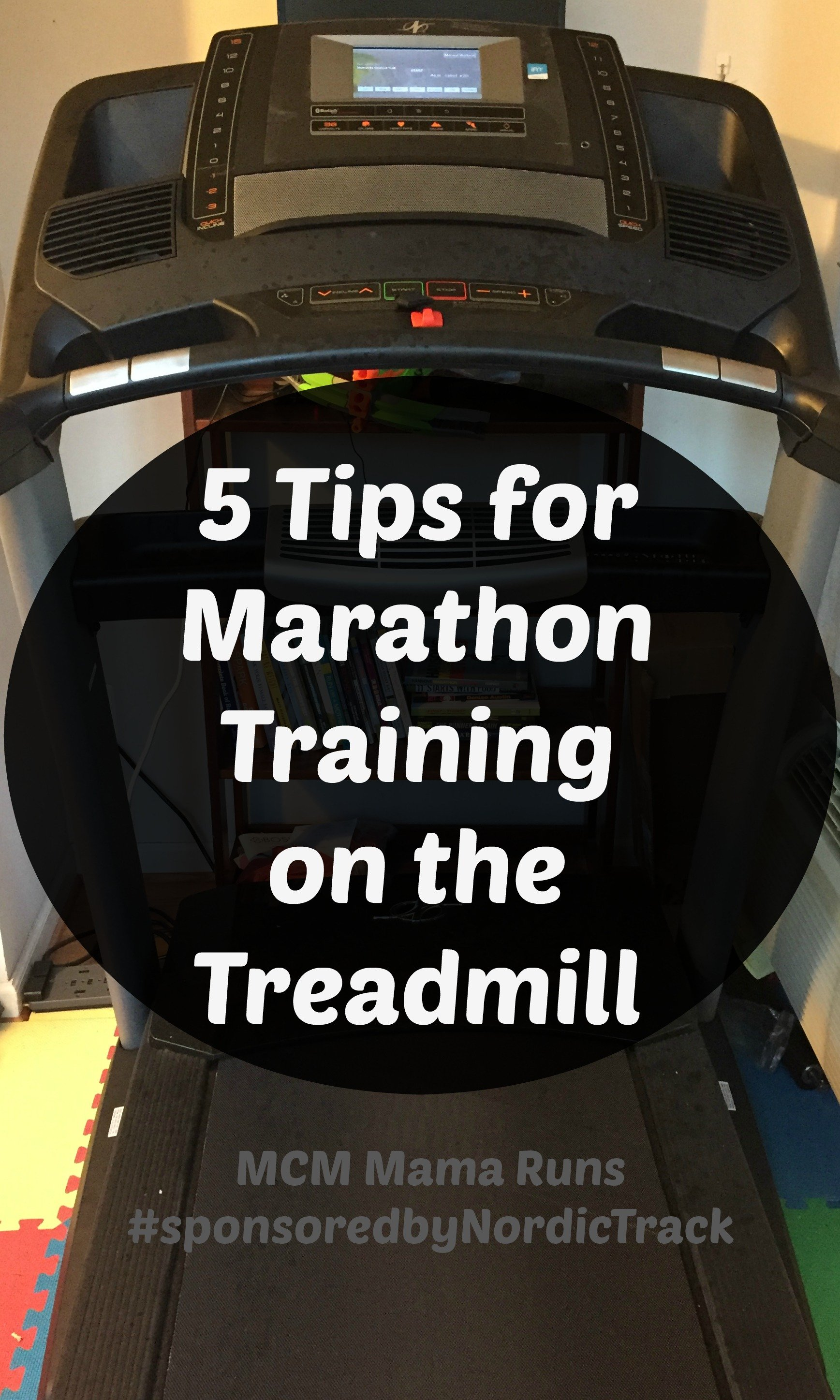 marathon-training-on-the-nordictrack-treadmill