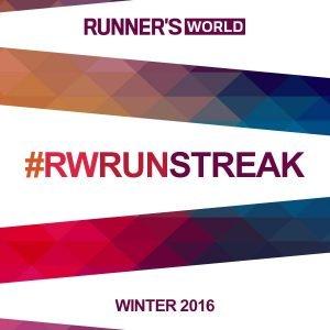 Who is going streaking with me? #RWrunstreak