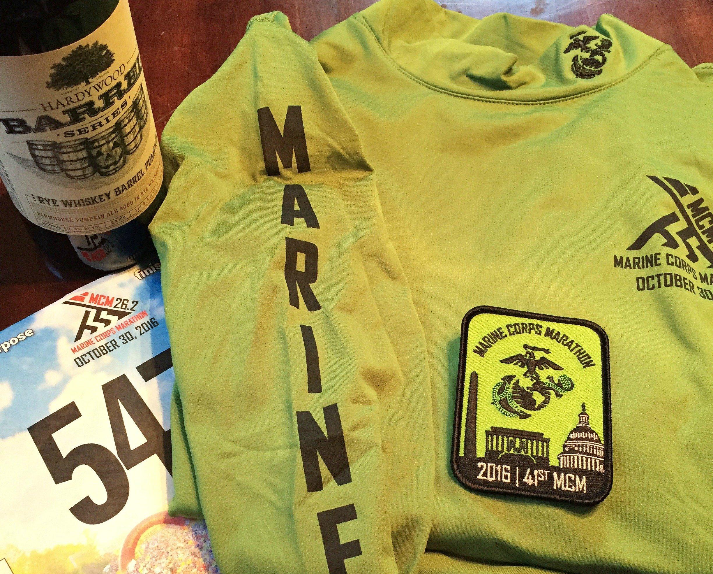 Marine Corps Marathon 2016 | Marine World