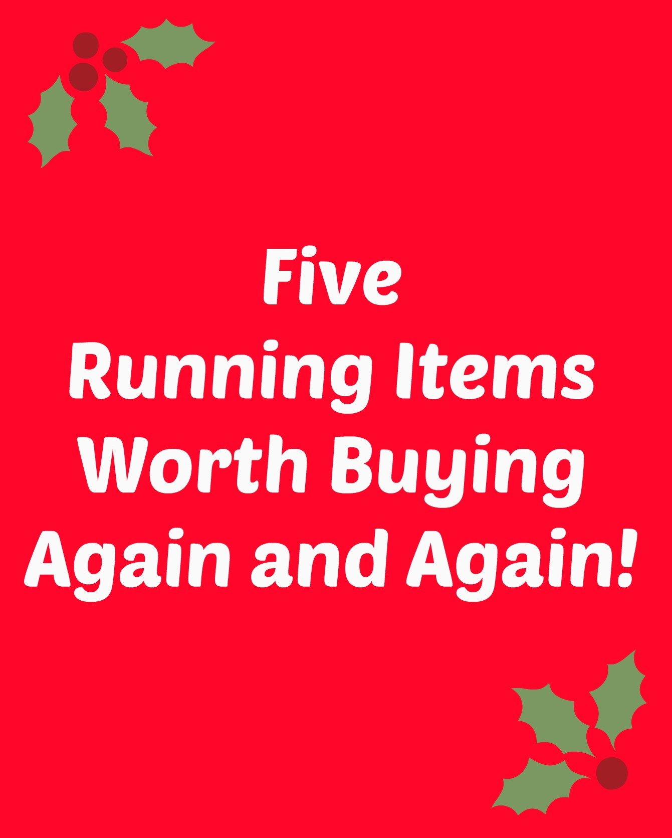 running-items-worth-purchasing