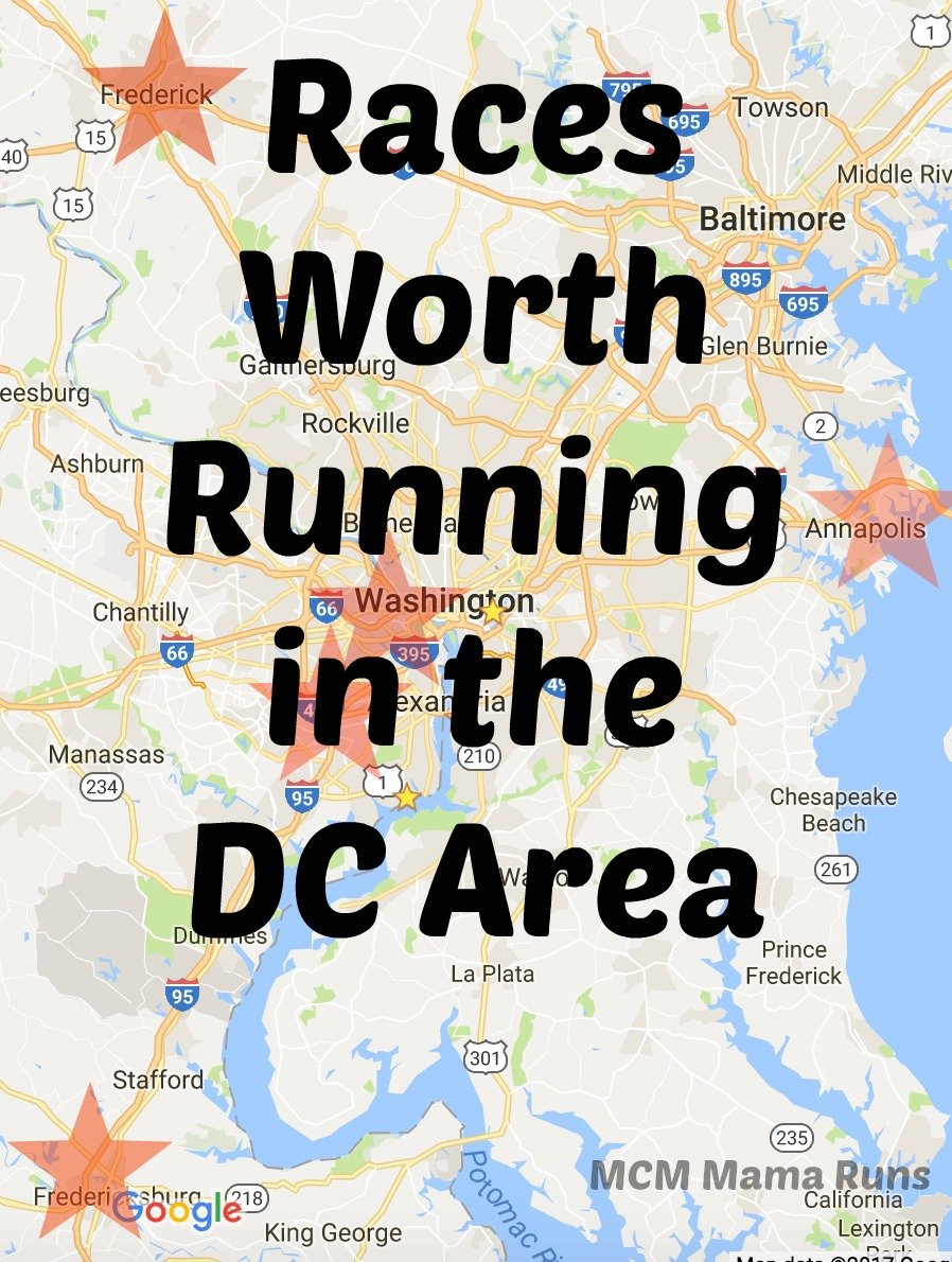 These are some of the best DC races to choose if you want to race in the DC area.