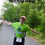Tips for running in the wind