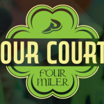 Will run for beer: Four Courts Four Miler