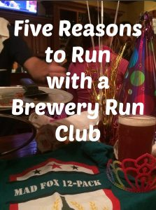 Beer and Running: a match made in heaven