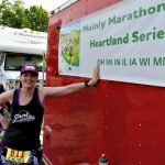 Lifetime Half #64, State #35, Heartland Series (OH)