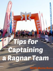 Tips for Captaining a Ragnar Team