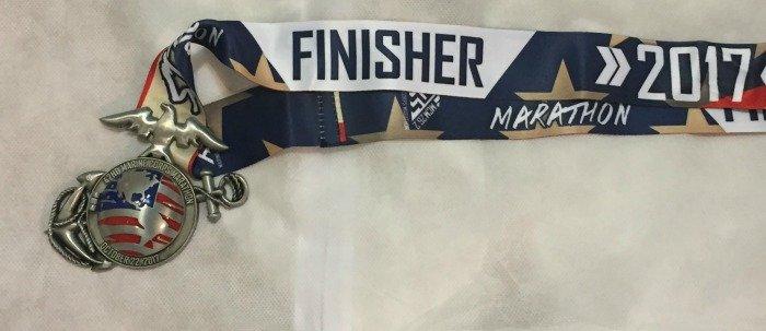 Marine marathon medal pictures to pin on pinterest pinsdaddy for Marine corps marathon shirt 2017