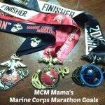 Marine Corps Marathon 2017 Goals