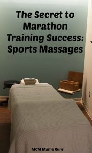 The secret to my marathon training success: regular massages