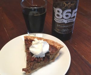 DuClaw 865cc Coffee Stout Pecan Pie