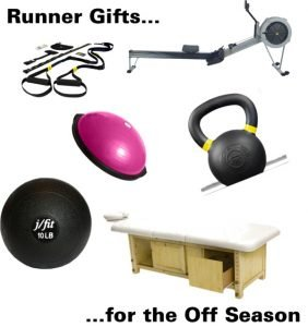 Runner Gifts for the Off Season
