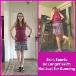 Skirt Sports Go Longer Skirt review and Giveaway