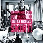 Lotta Breeze Skirt: my new favorite workout skirt
