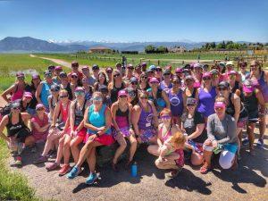 Skirt Sports Ambassador Retreat
