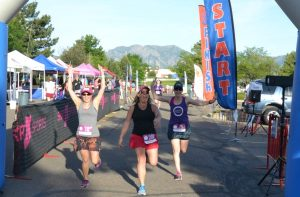 The highs and lows of June running