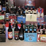 Mostly Wordless Wednesday: Beer Collection