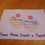 Half of the Cupcake Marathon