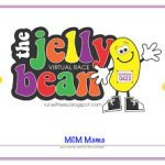 Happy Easter and Jelly Bean Virtual Race Report