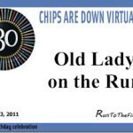 CHIPS ARE DOWN Virtual Race