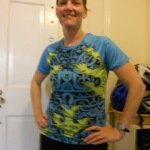 YMX Tribal Sea Run Tee review and giveaway