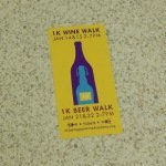 A new kind of race: 1K Beer Walk