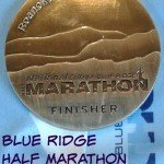 Blue Ridge Half Marathon Race Report