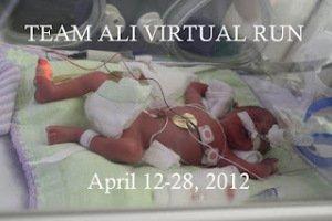Team ALI Virtual Run