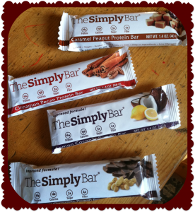 Simply Bar Review and Giveaway