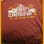 Clarendon Day 5k + busy weekend