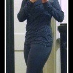 Athleta Relay Capri and Luscious Half Zip Review