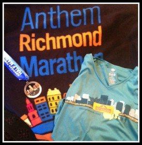 Half Marathon #10 for 2013: Richmond Half Marathon