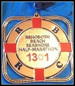 Half marathon #12 for 2013: Rehoboth Beach Half