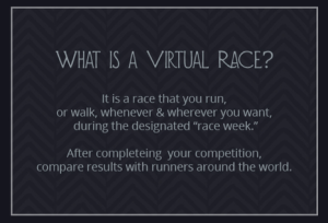 When real races just aren't enough, there's always a virtual race…