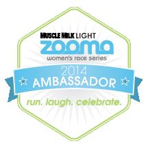 Zooma Annapolis Ambassador!!!