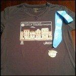 Half Marathon #3: Charlottesville Half Marathon