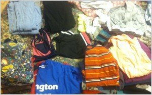 Packing for a destination race in five easy steps