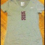 Half Marathon #9 for 2014: Nike Women's Half Marathon