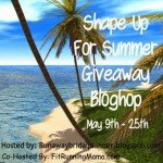 Shape Up For Summer Blog Hop