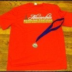 Half Marathon #12 for 2014: Alexandria Running Festival