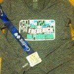 Half Marathon #10 for 2014: Frederick Running Festival