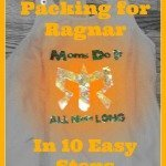 Packing for Ragnar DC in 10 easy steps