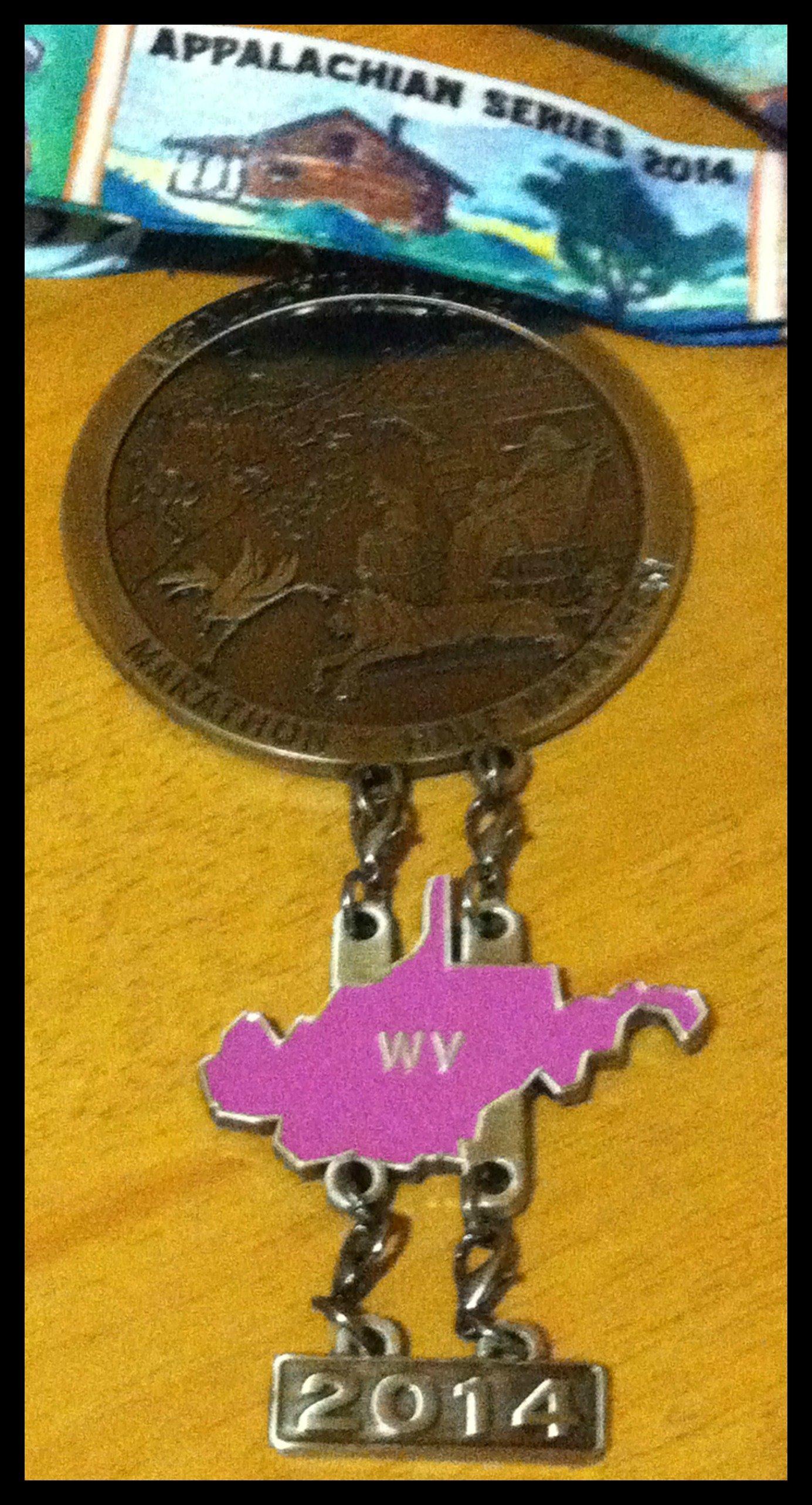 appalachain medal