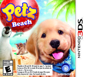 Petz Beach for Nintendo 3DS Review