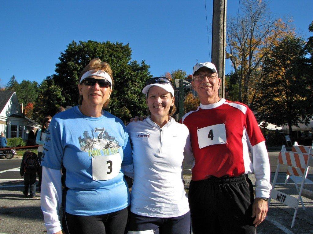 New Hampshire race