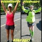 All about that skirt #likeagirl #teamskirt