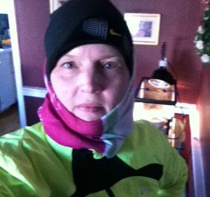 Tips for running when it's below freezing
