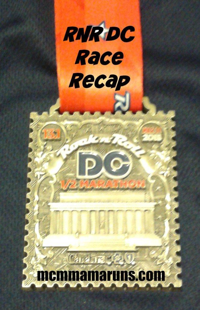 RNR DC medal